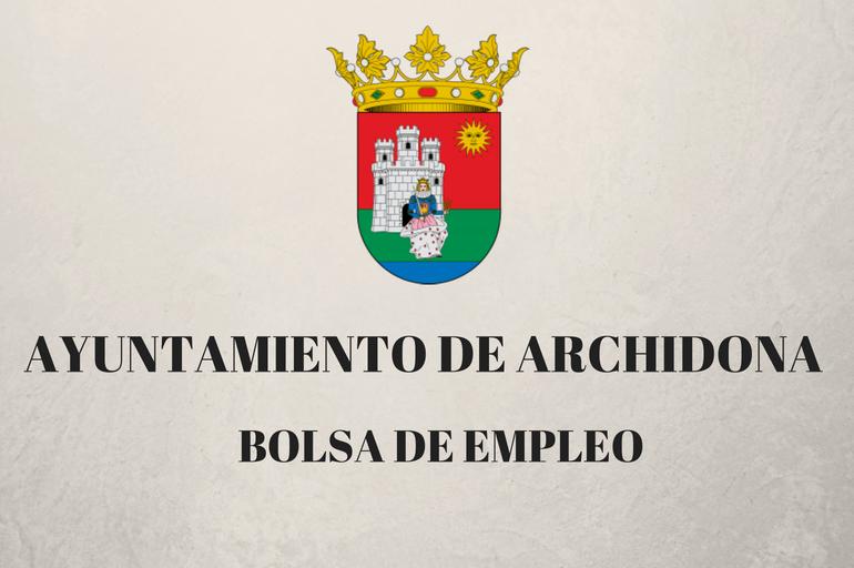 Oferta De Empleo Público 2018 En El Ayuntamiento De Archidona