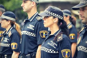 Pruebas Físicas policia