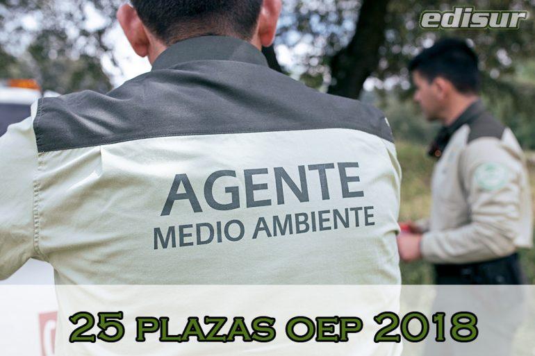 Agente medio ambiente OEP 2018