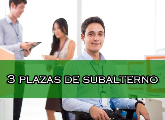 Subalterno Ayuntamiento de Málaga