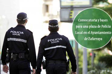 Policía Local Zafarraya