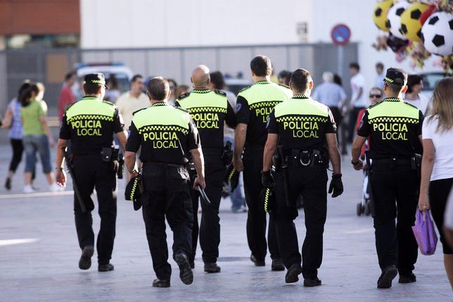 Bases policía Local en el Ayuntamiento de Granada