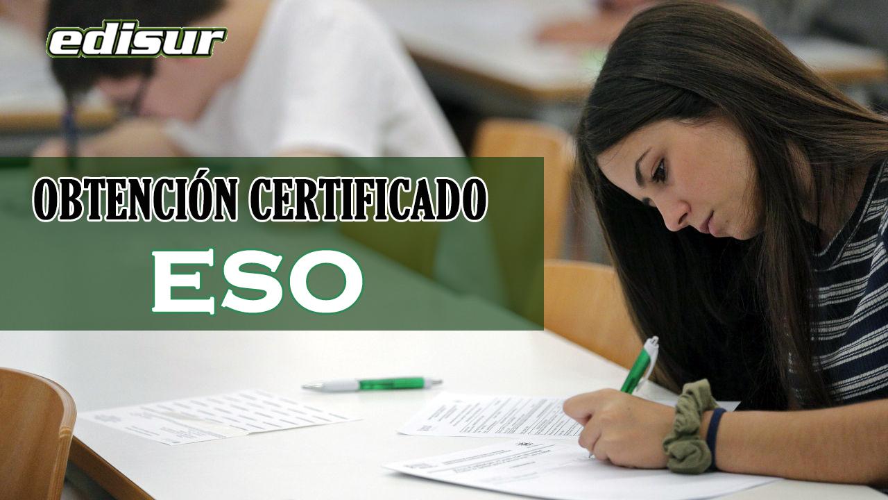 Certificado ESO