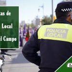 5 plazas de policía local en TorredelCampo