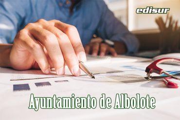 Auxiliar Administrativo en el Ayuntamiento de Albolote