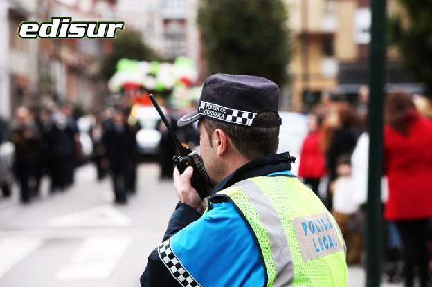 Tres plazas de policía en fuentes de Andalucía