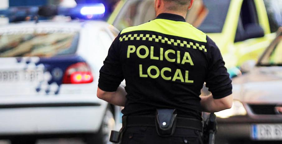 policia local en Ecija