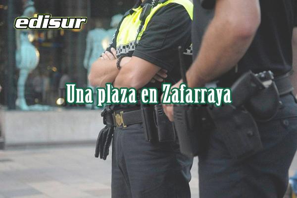 Bases para una plaza de Policía Local en el Ayuntamiento de Zafarraya
