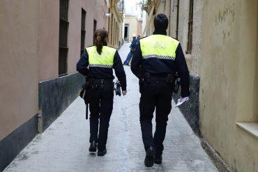 Plazas de Policía Local en el Ayuntamiento de San Juan de Aznalfarache