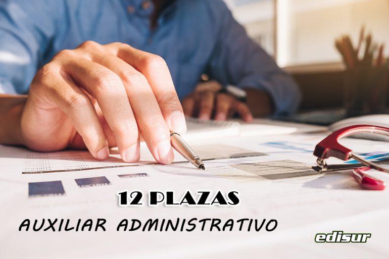 Presentación de solicitudes para 12 plazas en el Ayuntamiento de Almería