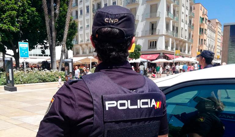 Relación definitiva admitidos a la oposición del Cuerpo Nacional de Policía