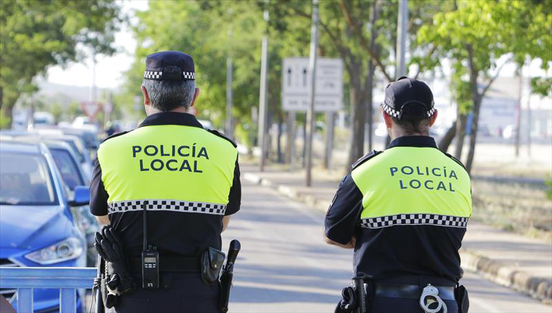 Lista de admitidos/as y excluidos/as de una plaza de Policía Local ‼️