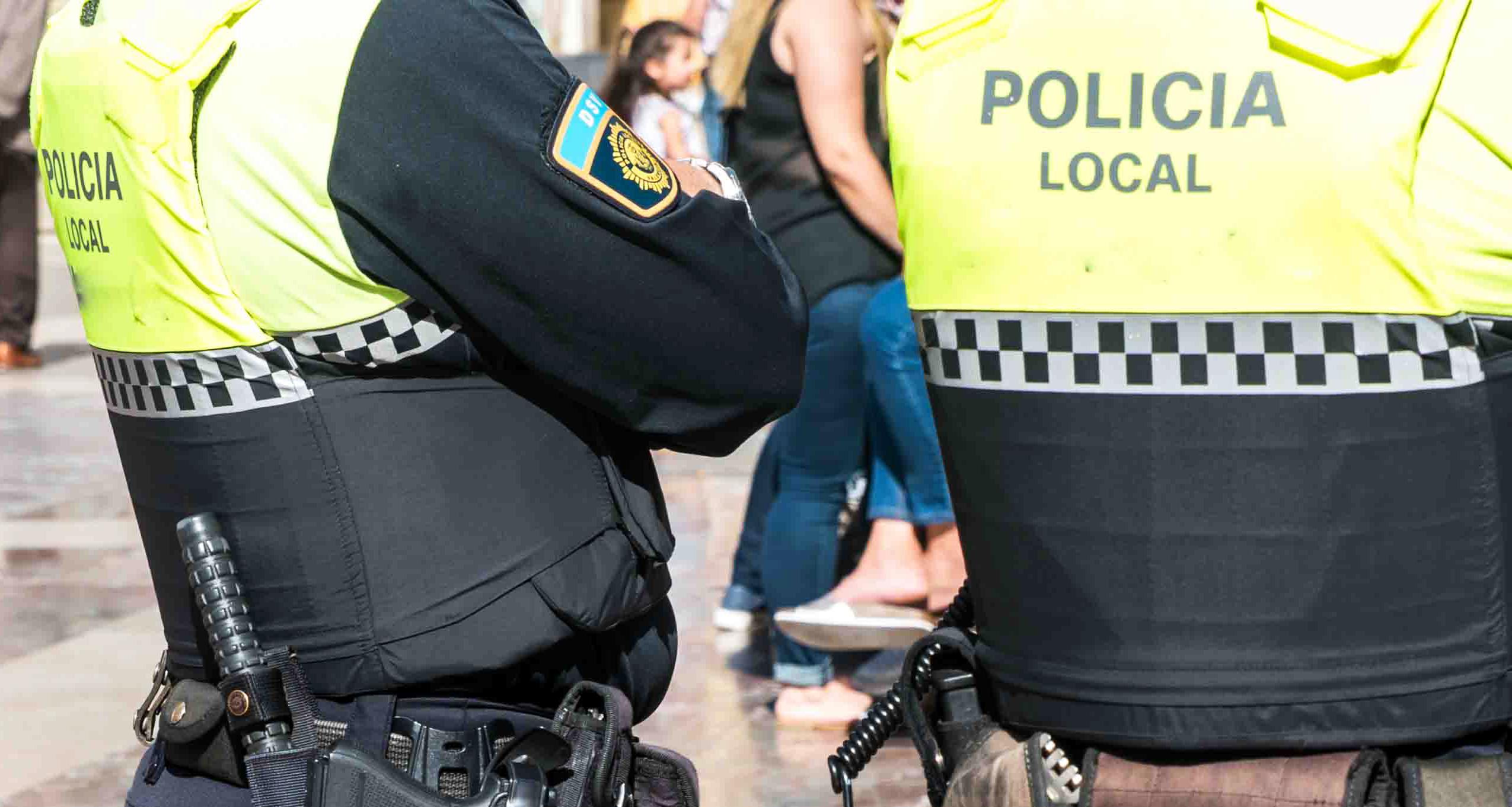 Presenta solicitud para Policía en el Ayuntamiento de El Ejido