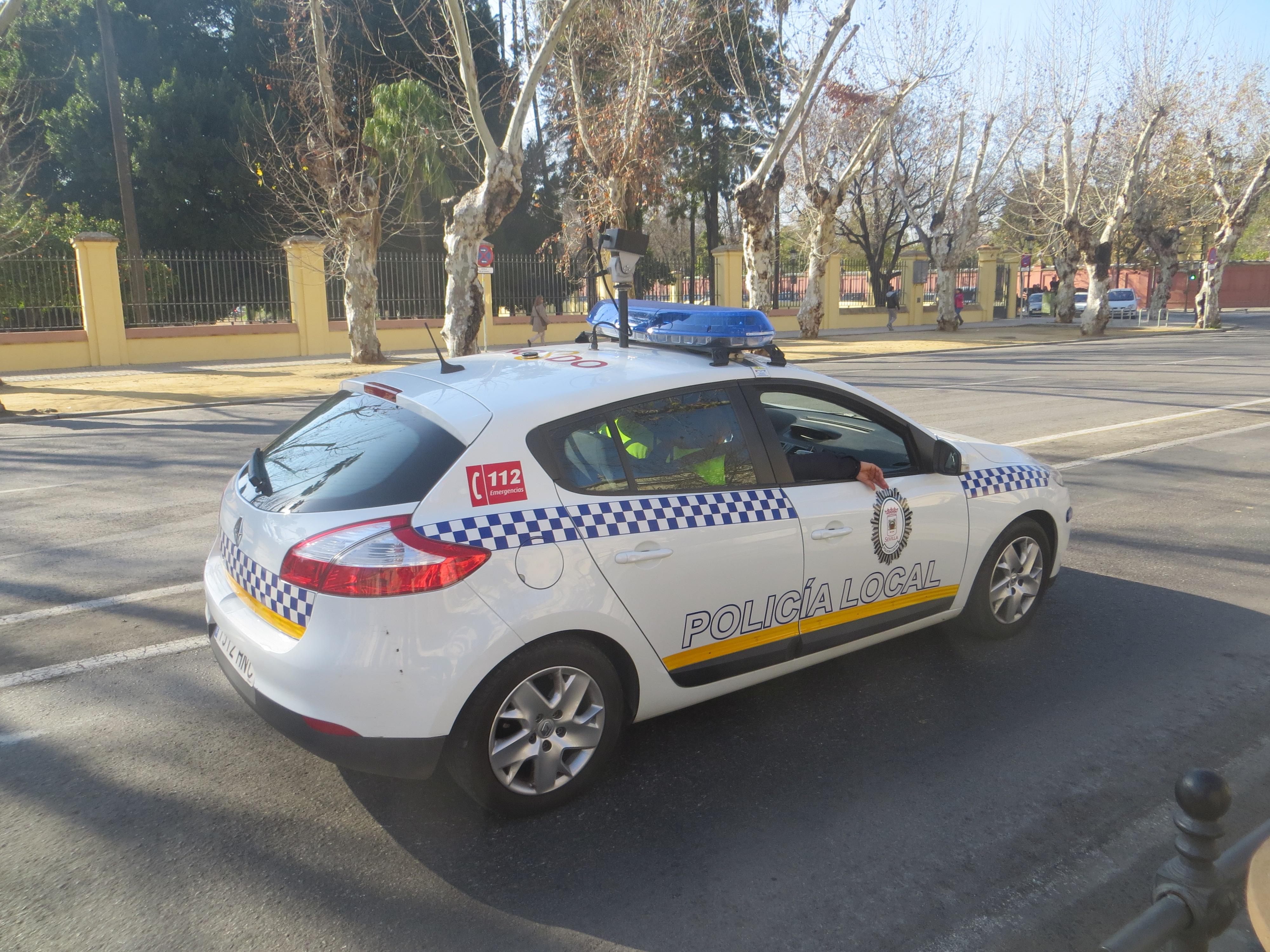 5 Plazas Policía Local Ayuntamiento Carmona, Sevilla