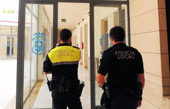 Catorce plazas de Policía Local en el Ayuntamiento de Huelva