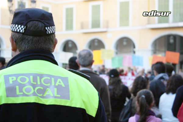 Presenta tu solicitud para Policía Local en El Cuervo de Sevilla ❗️