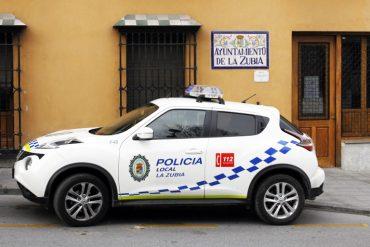 Dos plazas de Agente de Policía en el Ayuntamiento de la Zubia