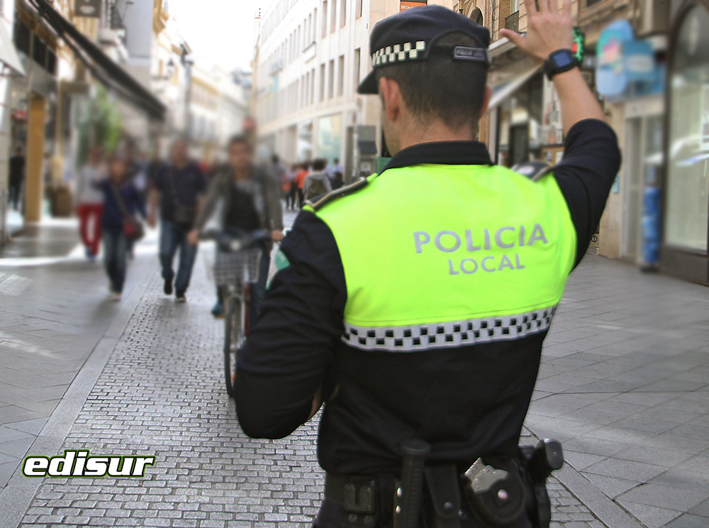 Una plaza por oposición libre de Policía Local en Tocina