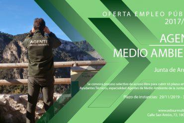 Convocatoria Oferta de Empleo Público para Agente de Medio Ambiente