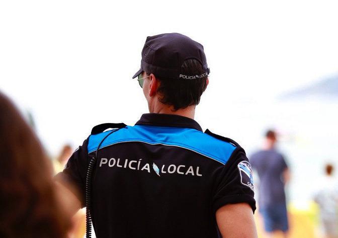 Una plaza de Policía Local en el Ayuntamiento de Huércal de Almería ❗️
