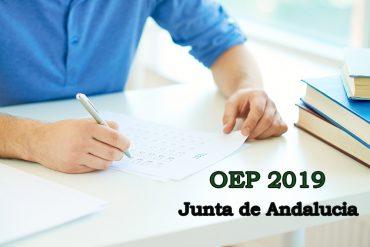 Publicada nueva Oferta Empleo Público 2019 de la Junta de Andalucía