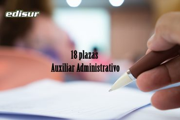 18 plazas de Auxiliar Administrativo en el Ayuntamiento de Granada
