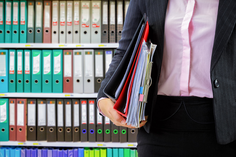 Lista provisional admitidos a cinco plazas de Auxiliar Administrativo