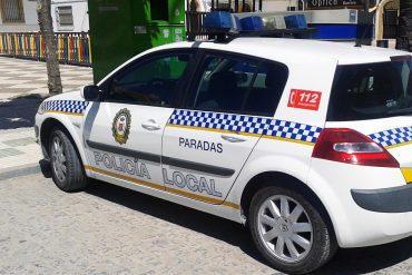 Solicitudes a tres plazas de Policía Local en el Ayuntamiento de Paradas