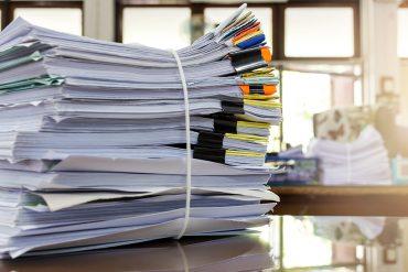 Lista definitiva de admitidos para cinco plazas de Auxiliar Administrativo
