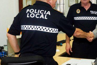 Solicitudes a Policía Local en el Ayuntamiento de Chiclana de la Frontera