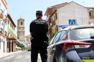 Bases para una plaza de Policía Local en el Ayuntamiento de la Peza