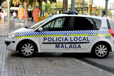 5 plazas policia local malaga
