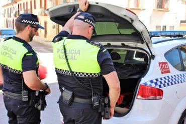 Dos plazas de Policía Local en el Ayuntamiento de Cantoria ✍️