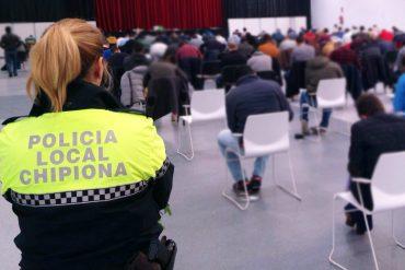 Bases para plazas de Policía Local en el Ayuntamiento de Chipiona