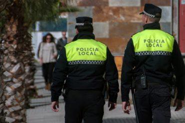 Bases para siete plazas de Policía Local en Torrox, Málaga