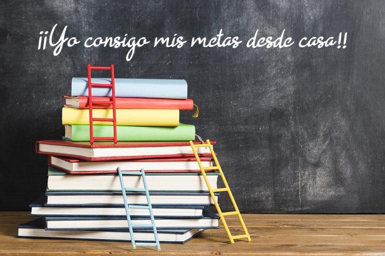 ESTUDIA DESDE CASA Y CONSIGUE TUS METAS 🚀