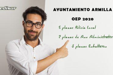 AYUNTAMIENTO DE ARMILLA: Oferta de Empleo Público 2020