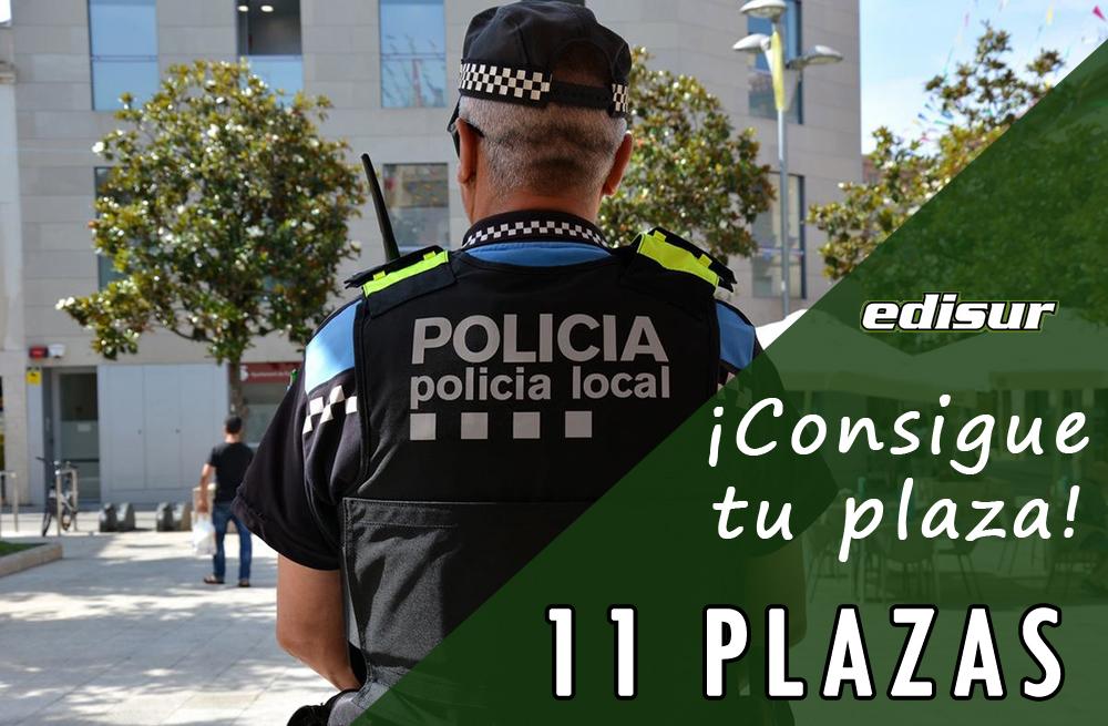 Once plazas de Policia Local en el Ayuntamiento de Huelva ‼️