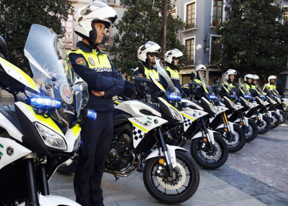 Suspensión temporal ejecución procesos selectivos, Granada