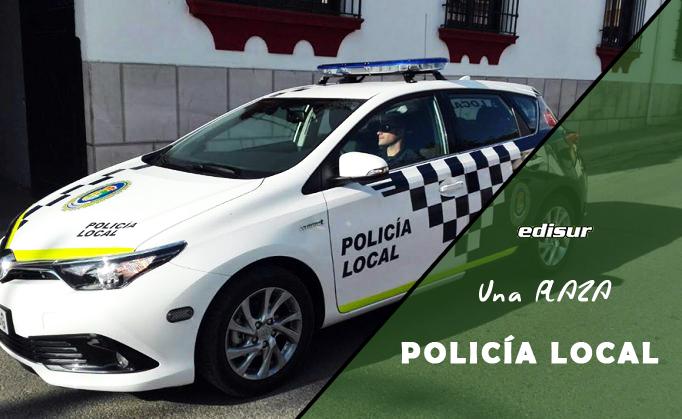 Una plaza de Policía Local en el Ayuntamiento de Cenes de la Vega
