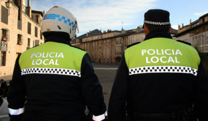 Bases de selección para cuatro plazas de Policía Local