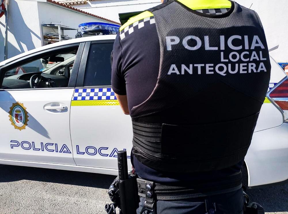 Cinco plazas de Policía Local en el Ayuntamiento de Antequera