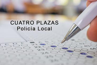 Cuatro plazas de Policía Local en el Ayuntamiento de Arcos de la Frontera