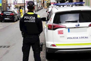 Cinco plazas de Policía Local en el Ayuntamiento de Antequera ❗️