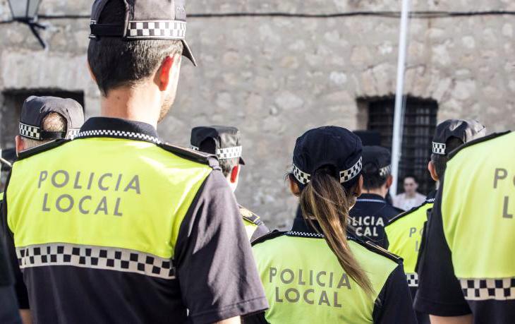 Bases para selección de dos plazas de Policía Local, Montefrío