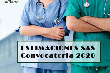 CONVOCATORIA SAS 2020: Estimaciones de 11.528 plazas