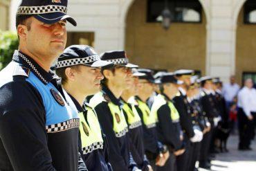 Treinta y dos plazas de Policía Local mediante el sistema de turno libre