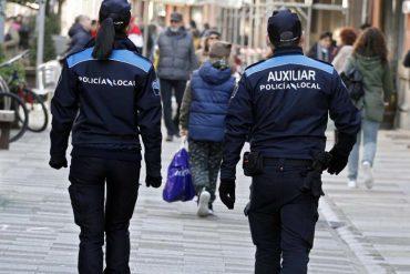 Dos plazas de Policía Local mediante el sistema de oposición libre