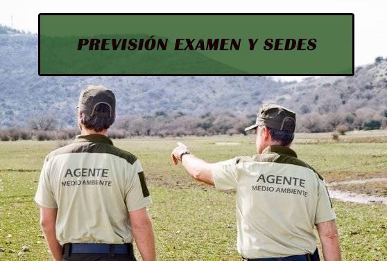 Previsión examen Agente de Medio Ambiente de la Junta de Andalucía