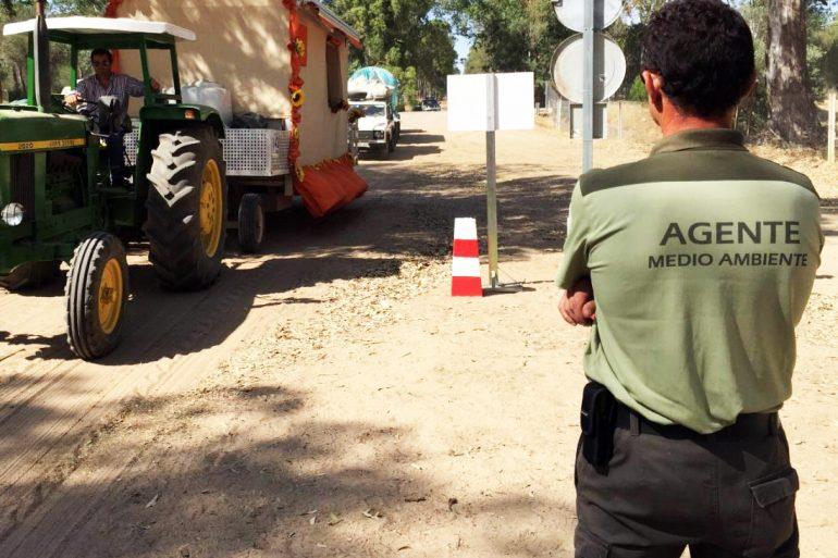Listas provisionales Agente de Medio Ambiente Junta de Andalucía